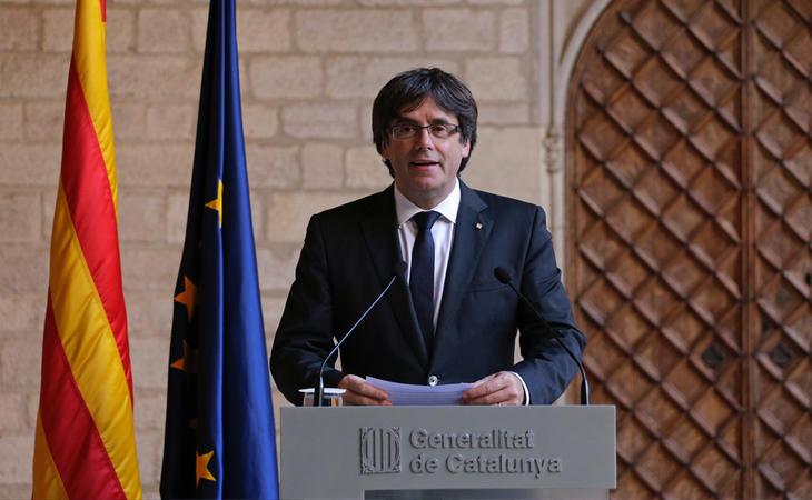 Puigdemont deberá reconocer el cese de su cargo para cobrar la remuneración como expresident