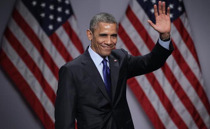 El expresidente Barack Obama ha sido siempre un firme defensor de los derechos LGTBI
