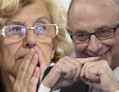 Hacienda podría aplicar algo similar al 155 al Ayuntamiento de Manuela Carmena