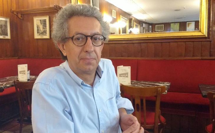 Antonio Calvo, presidente de la Asociación Española de Comunicación Científica