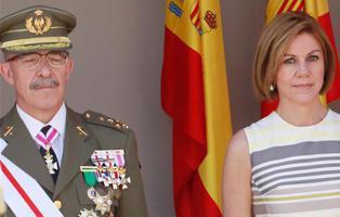 """El jefe de las Fuerzas Armadas advierte que el ejército """"está preparado para defender la Nación"""""""