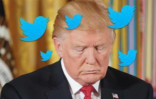 Un empleado de Twitter desactiva la cuenta de Donald Trump en su último día de trabajo