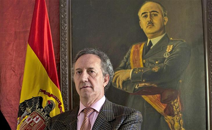 La Fundación Francisco Franco, valedora del fascismo