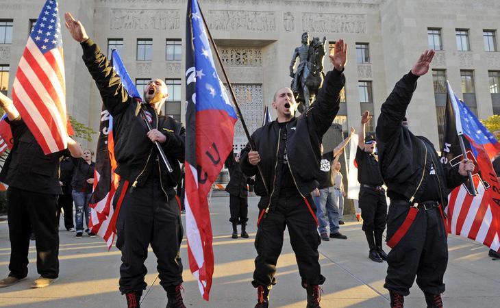 La extrema derecha está alerta ante una supuesta guerra civil impulsada por grupos antifascistas
