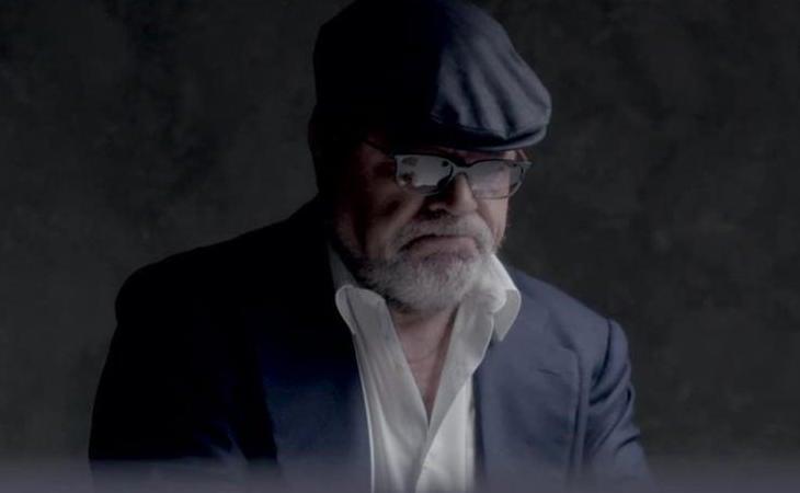 Villarejo durante una entrevista en laSexta