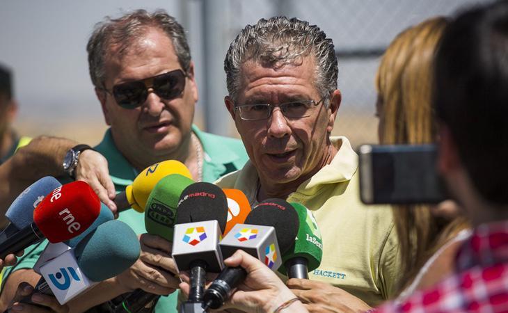 El cabecilla de la trama Púnica, Francisco Granados, inauguró la cárcel de Estremera