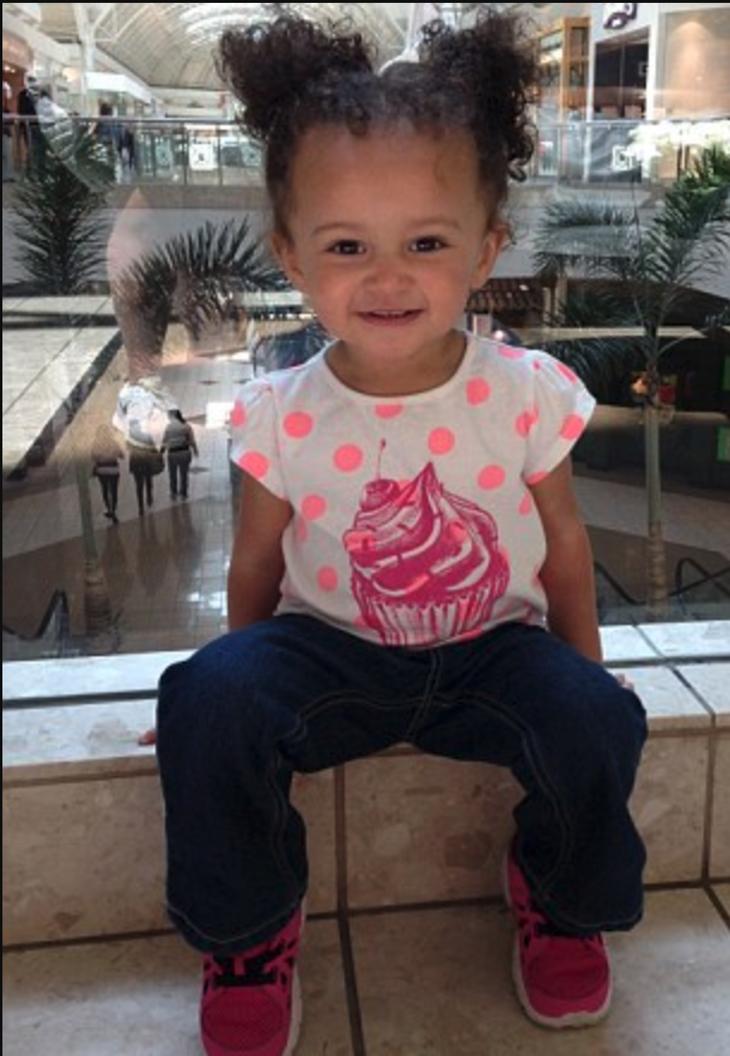 Tener una hija medio afroamericana ha servido a la pareja para dehacerse de prejuicios
