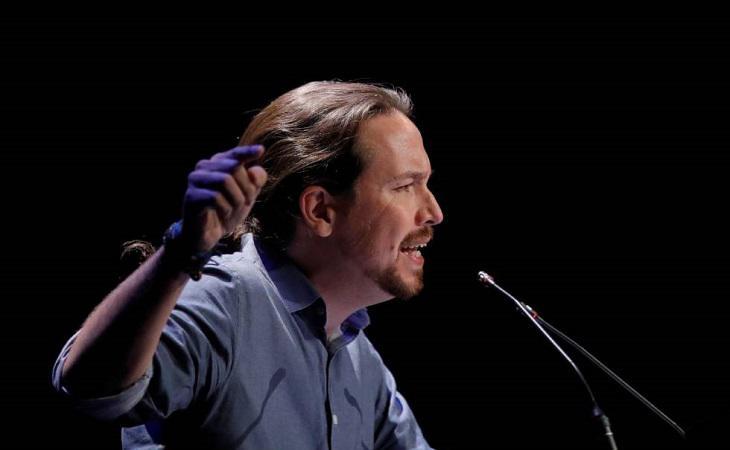 Pablo Iglesias reconoció estar en contra de la encarcelación de los exconsellers de la Generalitat