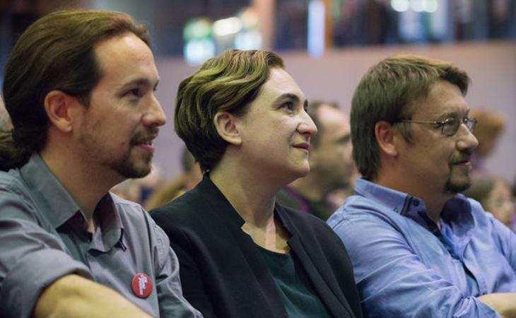 Pablo Iglesias quiere acudir al 21-D junto a Catalunya en Comú