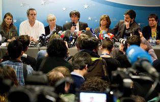 La justicia belga deja a Puigdemont y los exconsellers en libertad con medidas cautelares