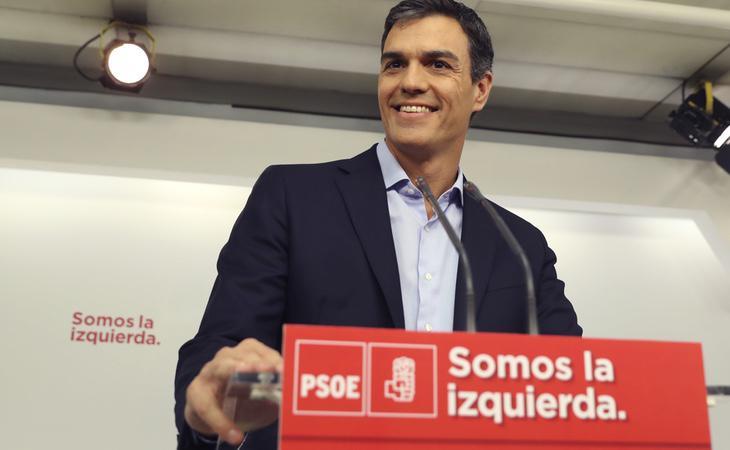 La estrategia del PSOE parece darle resultados en las encuestas
