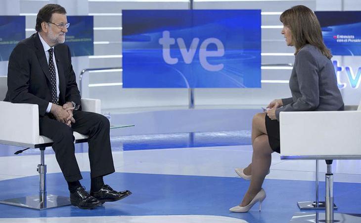 Desde que Rajoy llegó al poder, la oposición y los trabajadores de RTVE han denunciado los casos de manipulación del ente público