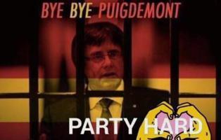 Barra libre gratis en una discoteca de Madrid para 'celebrar' la detención de Puigdemont