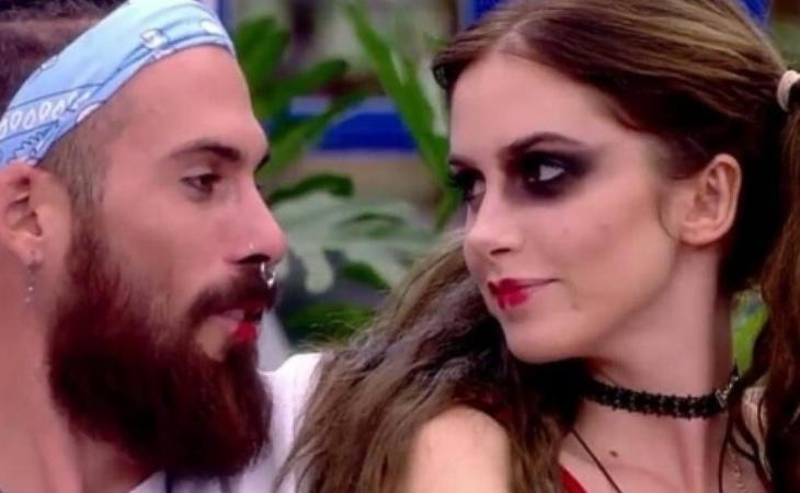 José María y Carlota, concursantes de 'GH Revolution'