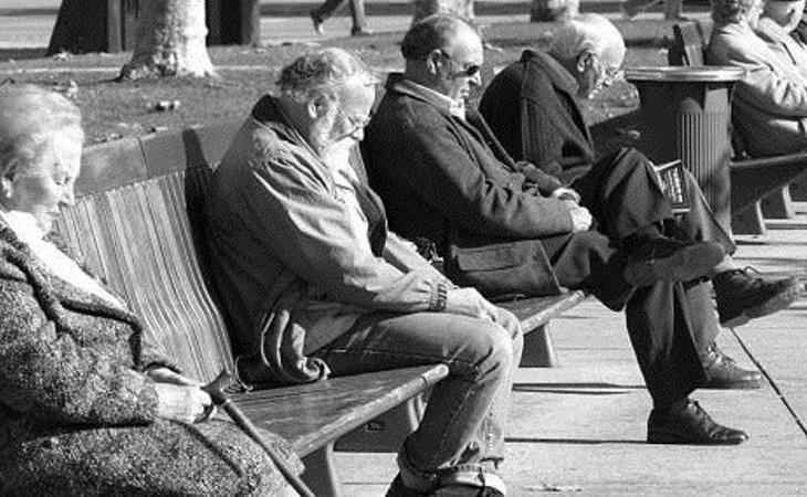 El envejecimiento de la población es un problema que afecta especialmente a las sociedades desarrolladas