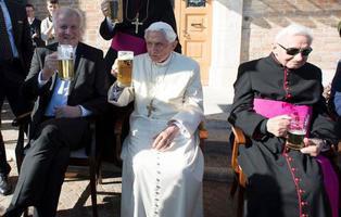 'Beer-nedict XVI': la primera cerveza en honor al Papa que causa furor
