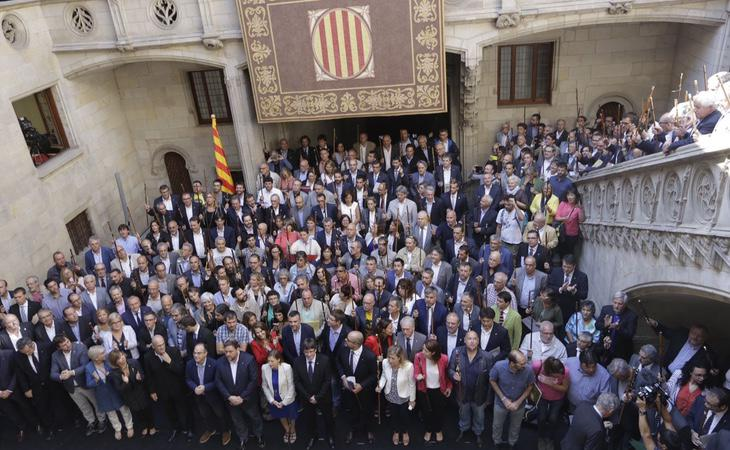 Hasta 200 alcaldes independentistas intentarán internacionalizar el procés en Europea