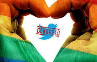 """Twitter cabrea a los usuarios al censurar las palabras """"bisexual"""" y """"transexual"""""""