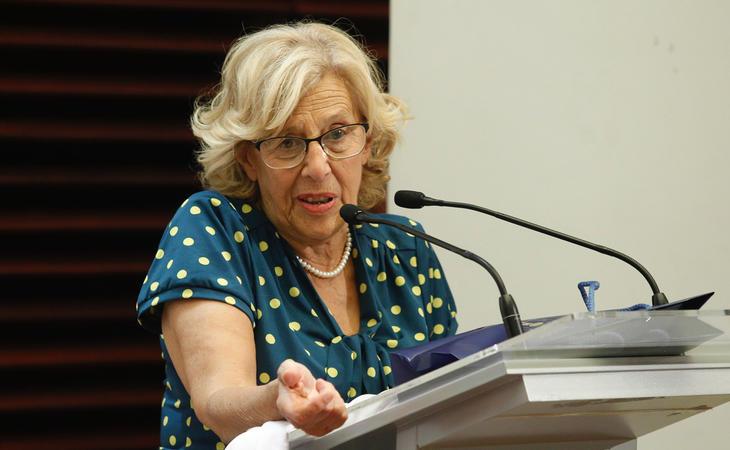 Manuela Carmena ha reducido la deuda del Ayuntamiento a niveles de 2004