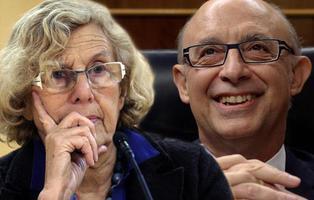 Montoro interviene las cuentas del Ayuntamiento de Madrid de Carmena