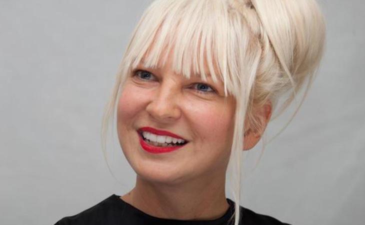Sia es muy celosa de su intimidad