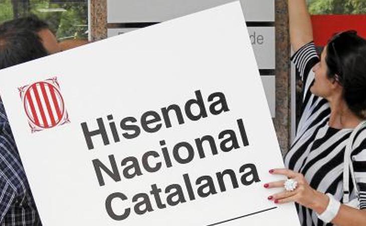 La Generalitat había planeado la estructura del nuevo Estado catalán
