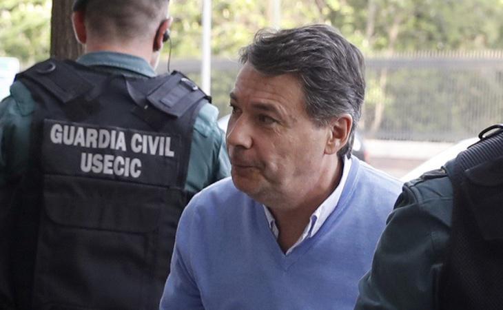 Ignacio González había solicitado en diversas ocasiones salir de prisión