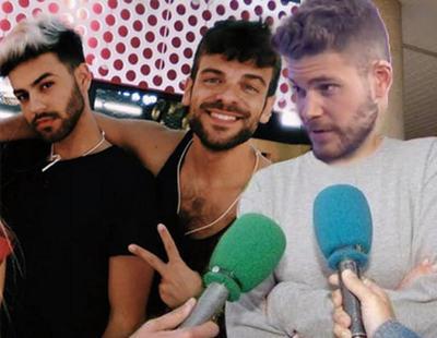 """'OT 2017': El """"amiguito"""" de Ricky habla sobre su supuesto noviazgo y sobre Agoney"""