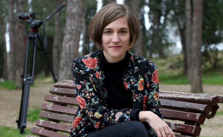 Carla Simón ha estrenado este año su primer largometraje: 'Estiu 1993'