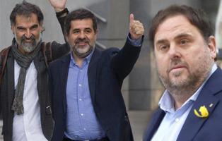 Amnistía Internacional no considera presos políticos a 'los Jordis' ni a los exconsellers