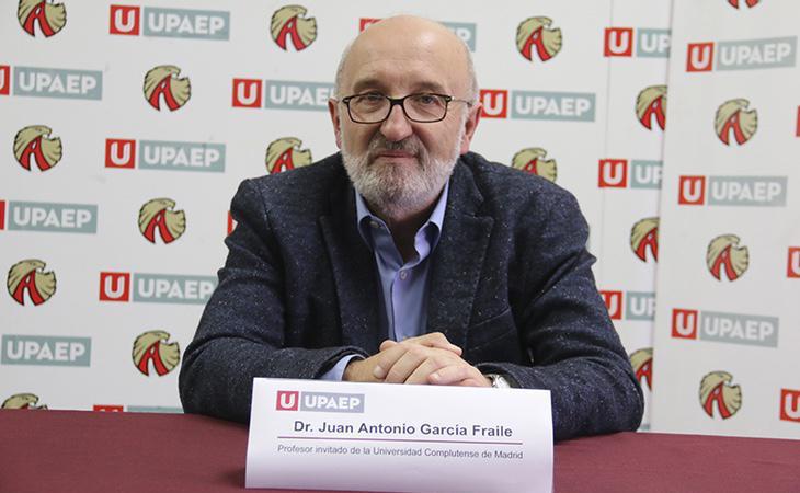 Juan Antonio García Fraile ha sido condenado únicamente a 14 meses de suspensión de empleo y sueldo
