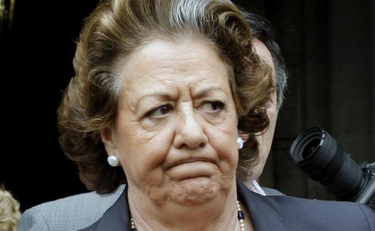 Rita Barberá fue alcaldesa de Valencia durante 24 años