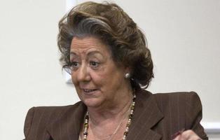 El Ayuntamiento de Valencia se gastará 15.600 euros en un retrato de Rita Barberá