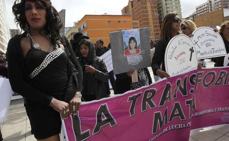 Los transexuales pierden el derecho adquirido a casarse