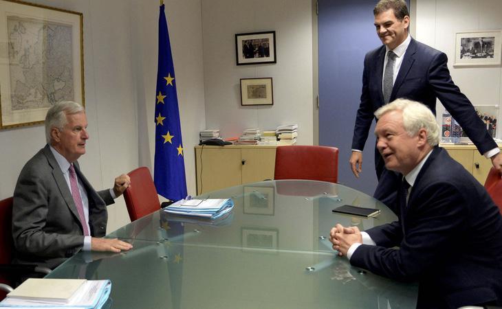 Las negociaciones entre la UE y el país británico se encuentran estancadas