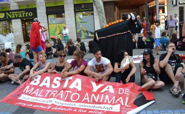 Los festejos taurinos tienen escaso interés en las Baleares