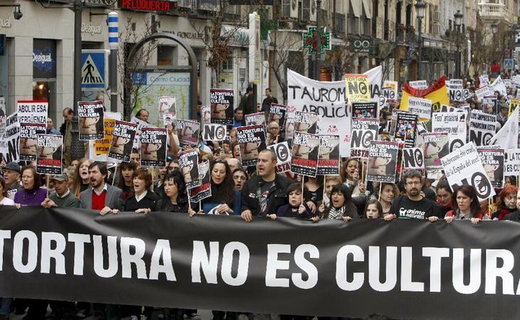 Canarias no celebra corridas de toros desde hace más de dos décadas y Cataluña desde hace seis años pese al fallo contrario del TC a su ley antitaurina
