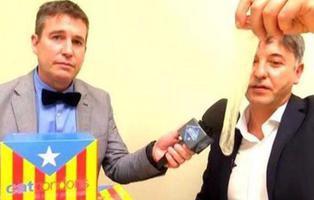 """Llegan los 'preservativos independentistas': son de 19,5 cm porque """"es la medida catalana"""""""