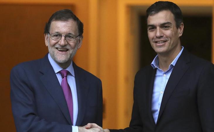 Sánchez condicionó su apoyo al 155 si Rajoy abordaba la reforma de la Constitución