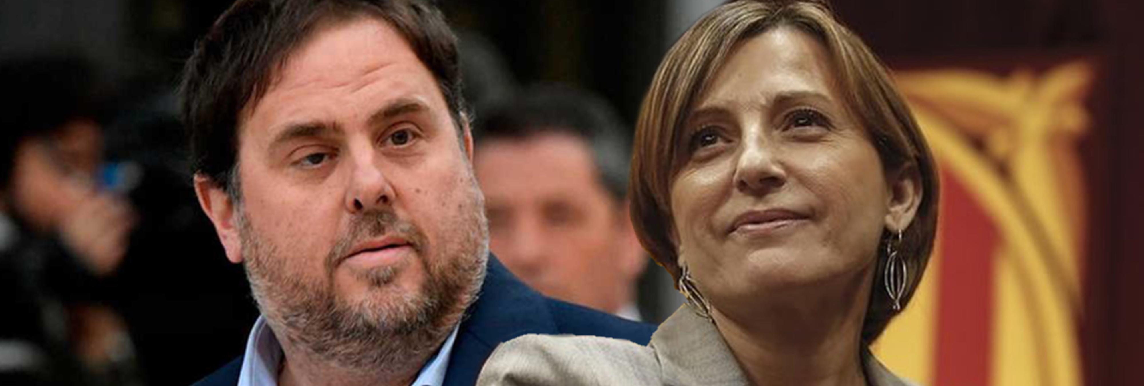 El Supremo liberará a Junqueras y los exconsellers si imitan la estrategia de Forcadell