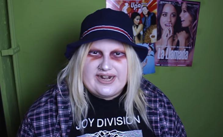 Soy una Pringada, en uno de sus vídeos