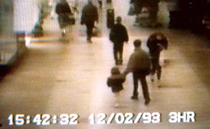 Las cámaras de seguridad del centro comercial captaron a los autores del crimen
