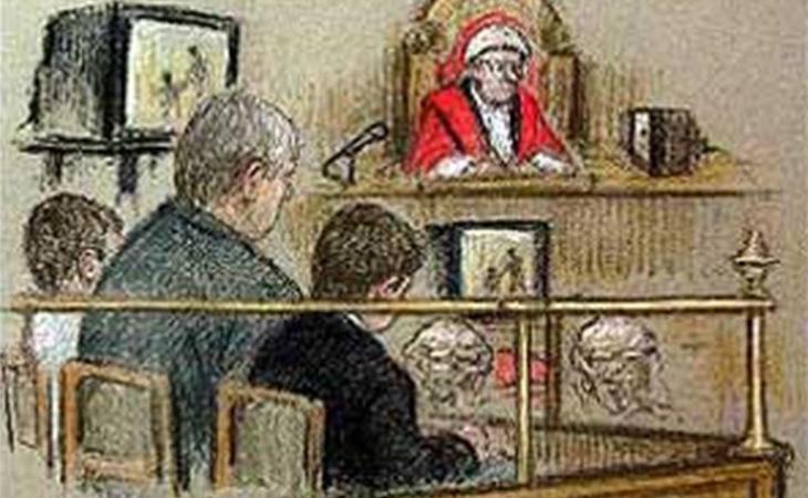 El juicio generó gran expectación: su caso era insólito