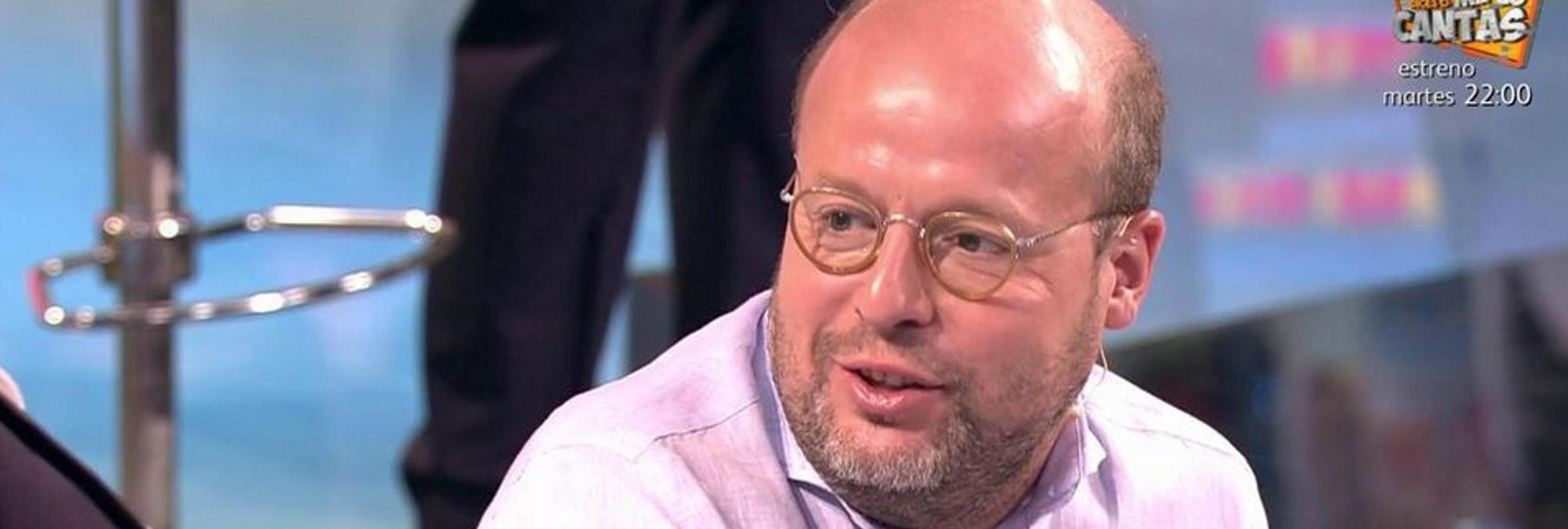 Campaña de recogida de firmas para que Salvador Sostres no vuelva a participar en TVE