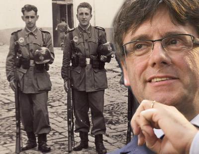 """Puigdemont pretendía restaurar la """"mili"""" obligatoria en una Cataluña independiente"""