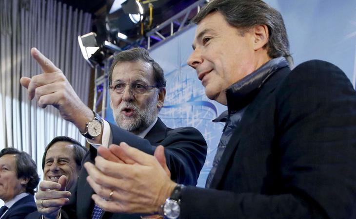 Las investigaciones están relacionadas con la trama 'Lezo' y Rajoy fue presuntamente chantajeado con dichas cintas