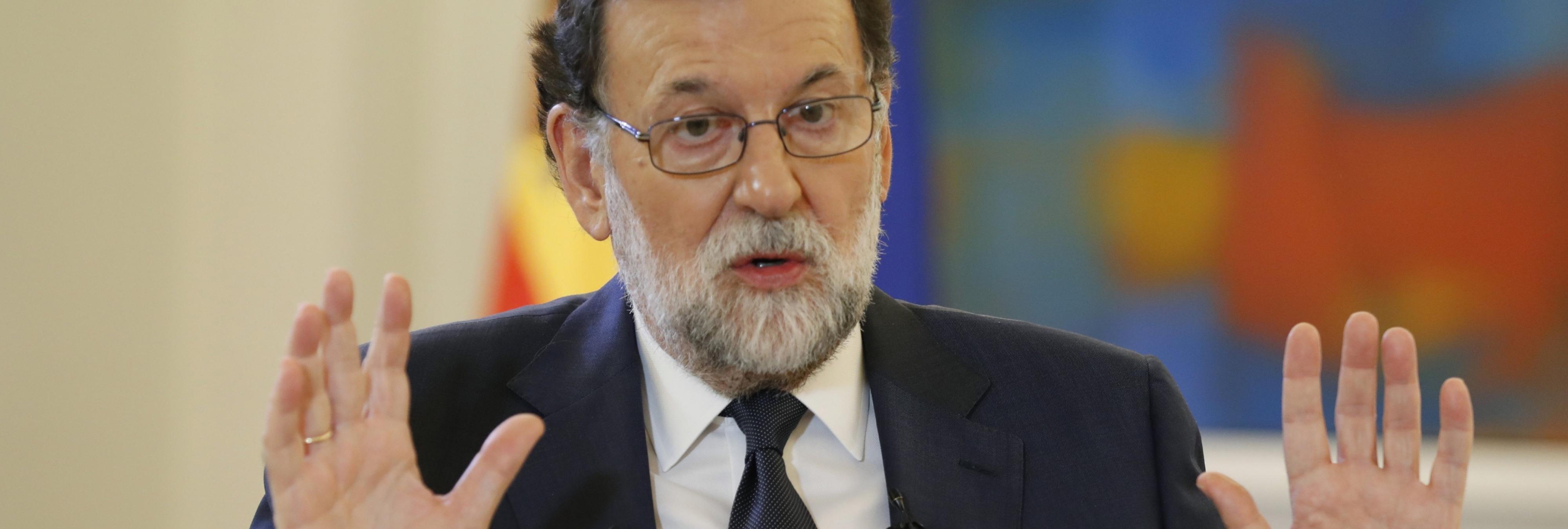 Desvelan una grabación con la que la trama Lezo pretendía coaccionar a Rajoy