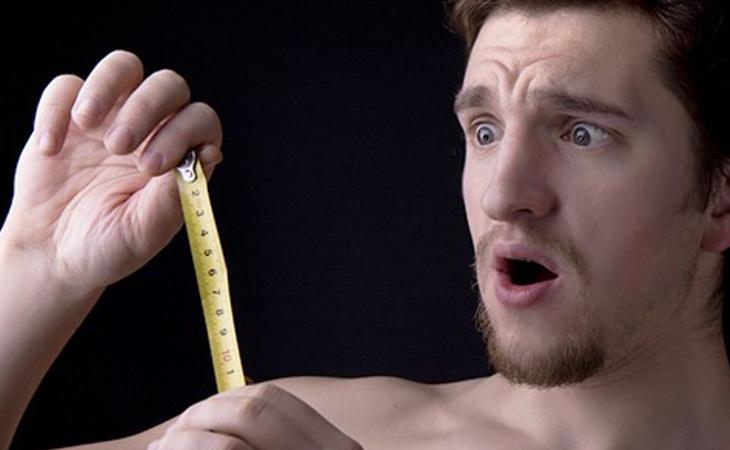 Muchas personas restan importancia al tamaño de los miembros viriles
