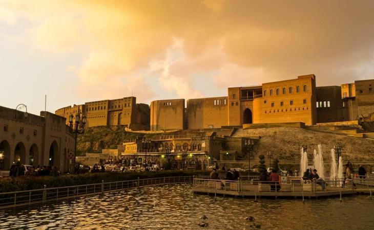Erbil cuenta con 8.000 años de historia ininterrumpida