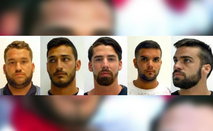 La Manada, el grupo de amigos acusados de violar presuntamente a una chica